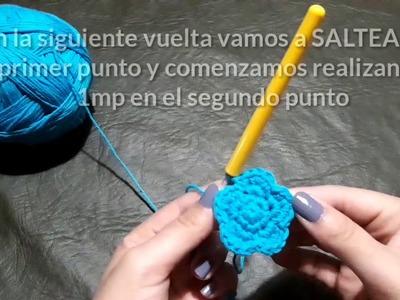 Estrella crochet Amigurumi re fácil