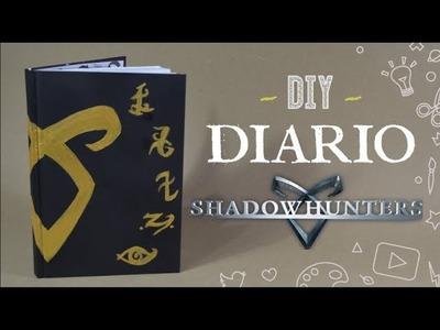 PP FANDOM - Diario de Cazadores de sombras -  Shadowhunters  DIY - PP Arts