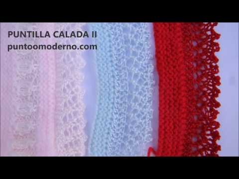 Puntilla Calada II