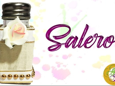 ♥ Salero – DIY