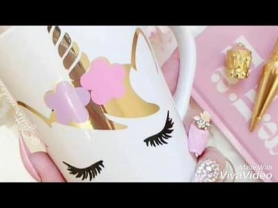Te gustan los unicornios!????? te encantarán estos accesorios - Tips DIY con Alix Muñoz