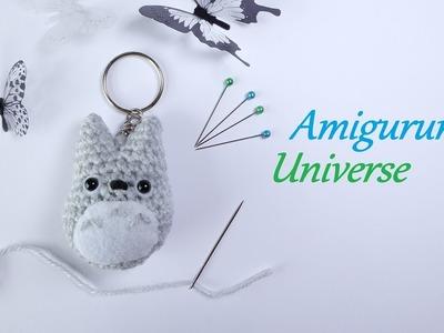 Totoro! Tutorial de Amigurumi Universe paso a paso. DIY