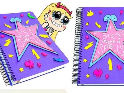 ⭐???? Tutorial: Cuaderno o Libreta Hechizos de Star || Star vs Las Fuerzas del Mal ????⭐