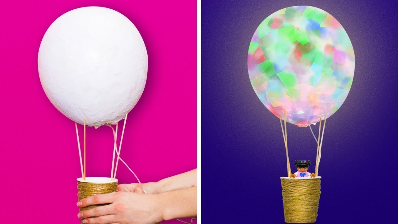 14 lindas lámparas de bricolaje que transformarán tu dormitorio
