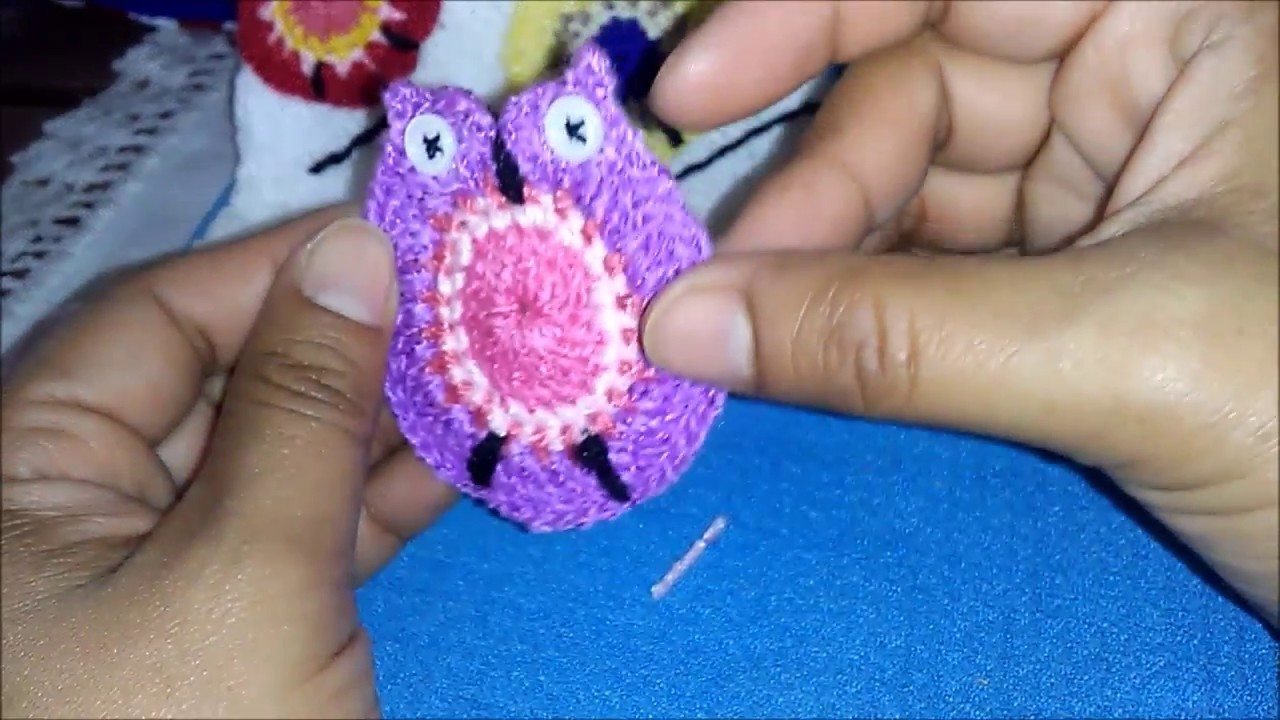 Buho tejido a crochet en español