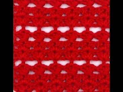 Crochet: Punto Combinado # 46