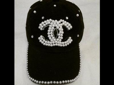 Decora tu gorra a tu estilo