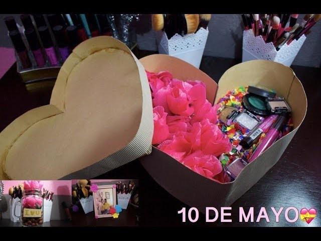 DIY 3 IDEAS PARA EL 10 DE MAYO.Yaritzi Picos