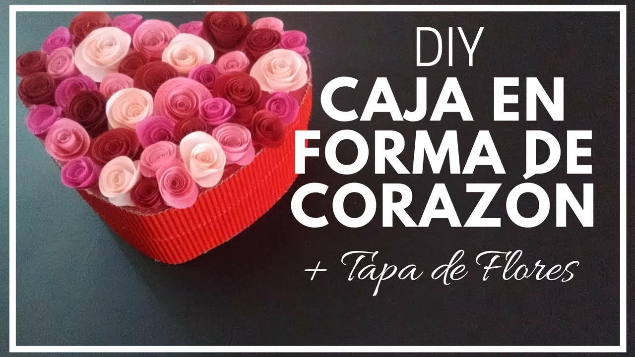 DIY Caja de Regalo para el Día de la Madre. DIY Mother's Day Gift Box I BALALAB ♥
