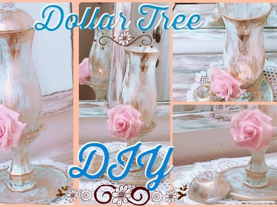 DIY Dollar Tree Nunca Antes Visto