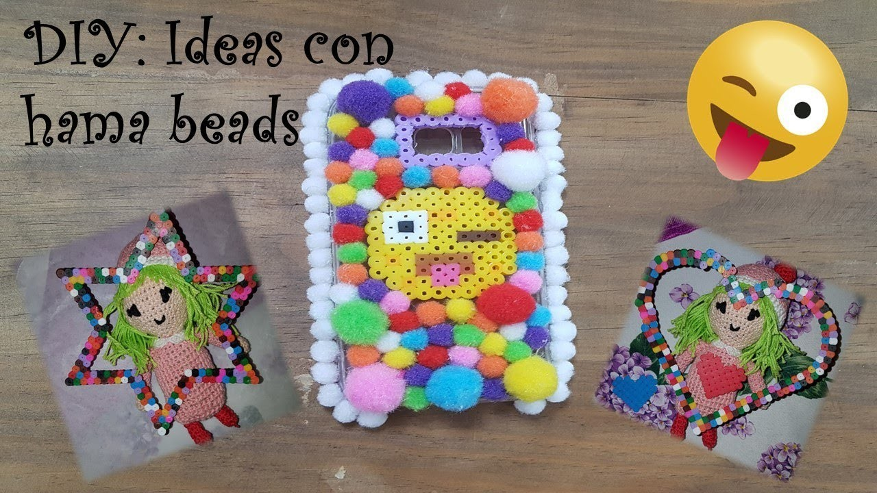 DIY: Ideas con hama beads ????????????❤???? #Case #Funda #DIY #Hamabeads