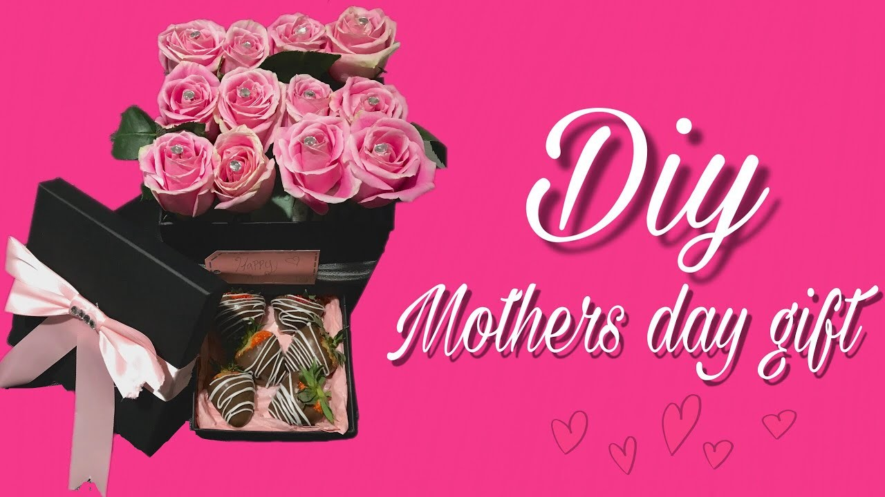 DIY MOTHERS DAY GIFT ???? ????