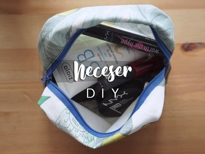 DIY | Neceser | Toilet Bag