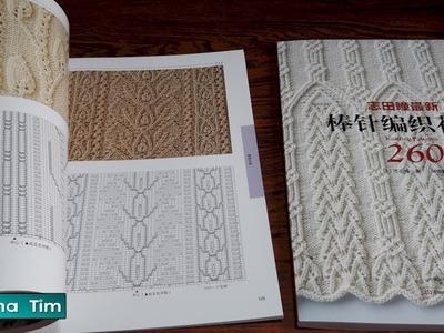 Exelentes Libros con Patrones de tejido con dos agujas