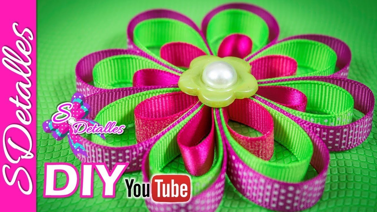 Flores MUY delgadas | Video# 137 | SDetalles | DIY
