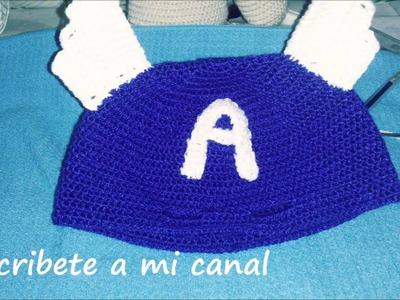 Ganchillo - Alas tejidas a crochet