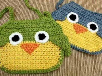 Lindos Baberos a Crochet