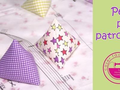 Pesas para patrones de tela, fácil