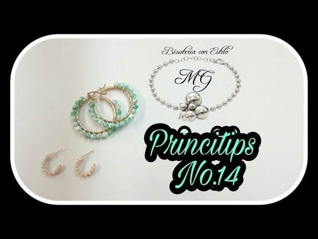 Princitips #14 ( Arracada Sencilla )