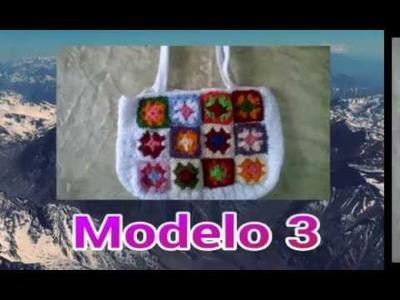 Tejido A Crochet - Modelo 3