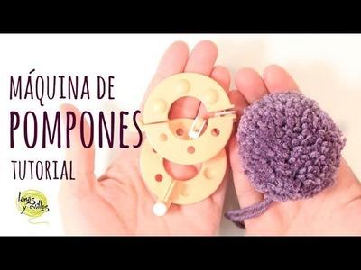 TIPS: Cómo usar la máquina para hacer pompones