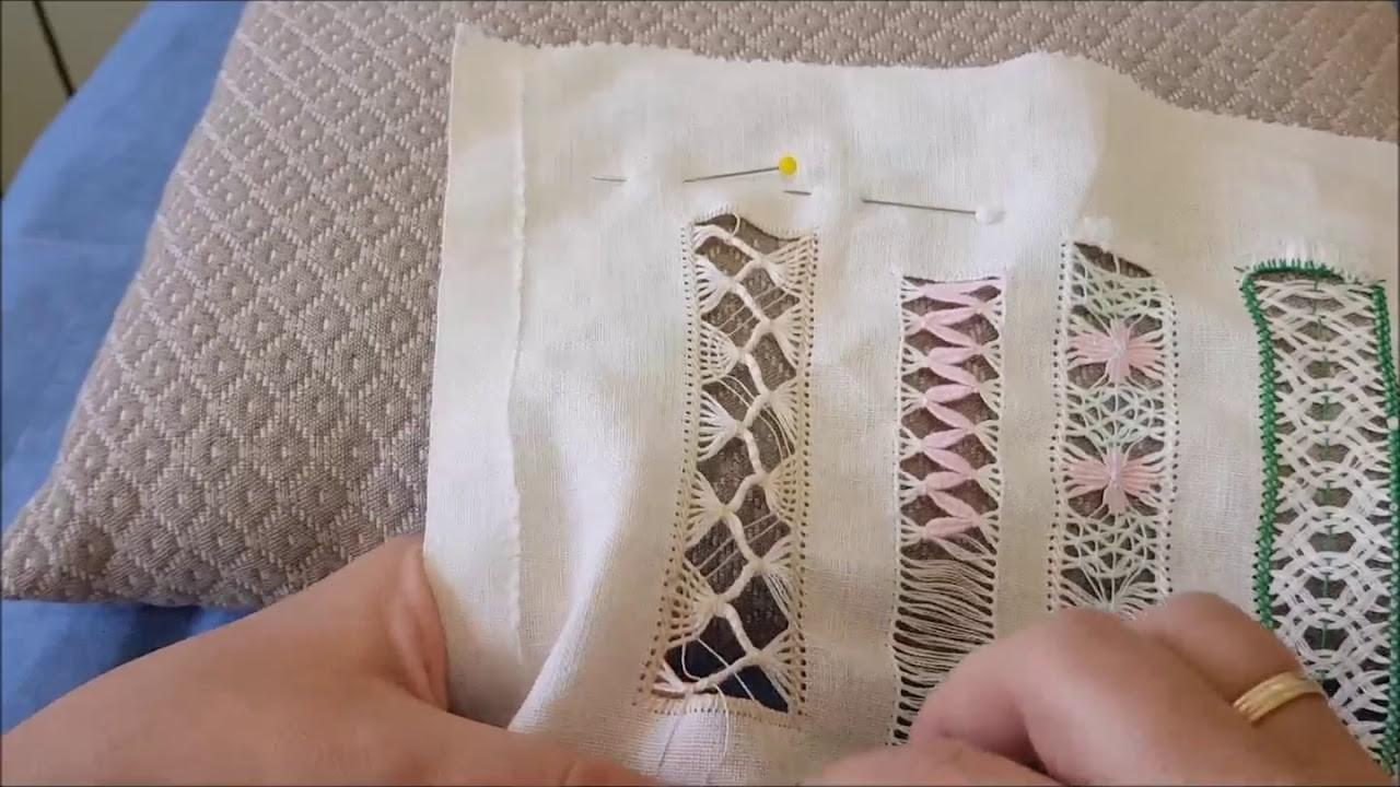 Vídeo 32 vainica mini margaritas