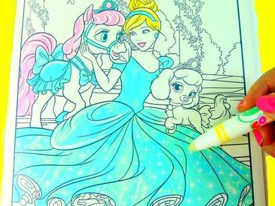 Colores Mágicos Rotulador mágico de Princesas Disney| Mundo de Juguetes