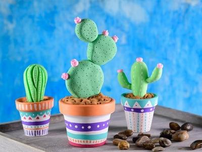 Cómo Hacer Cactus de Foami | Manualidad con 3 Materiales