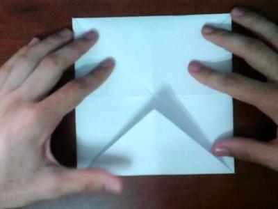 Como hacer un juguete tradicional de papel