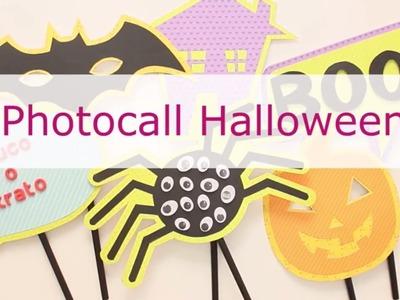 Cómo hacer un set para tu photocall halloween en seis pasos