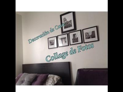 Decoracion de Casa: Collage de Fotos
