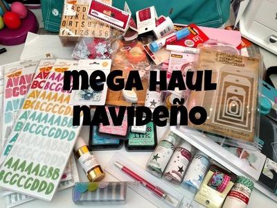 Mega Haul Navideño. .  Compras de material de Sc