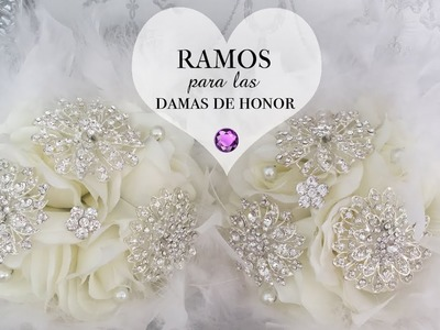 Ramos para las damas de honor