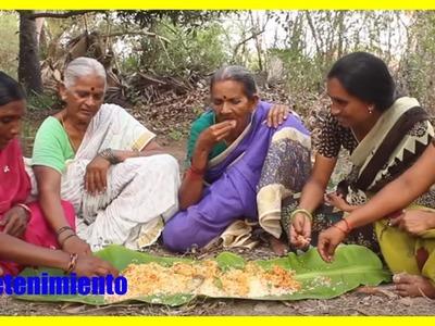 Recetas para hacer dulces bonitos de una vieja india