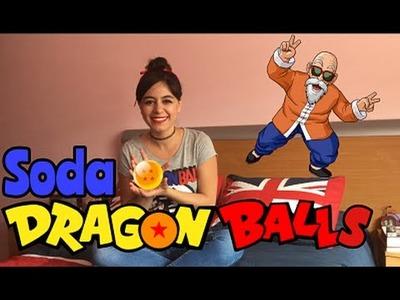 SODAgon BALLS | COMO HACER ESFERAS DEL DRAGÓN CON SODA