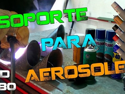 Soporte aerosoles | Spray Holder