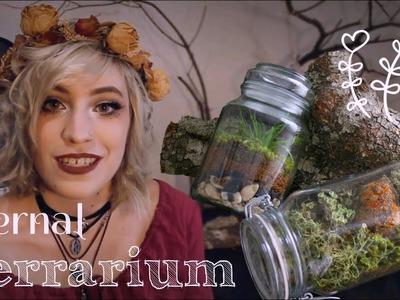 Tutorial: cómo hacer un Eternal Terrarium
