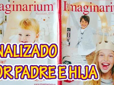 CATALOGO JUGUETES para niños niñas IMAGINARIUM REGALOS ESPECIAL NAVIDAD REYES MAGOS 2015 2016