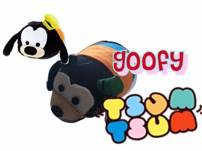 Cómo hacer a goofy tsum tsum