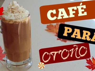 Como hacer el Pumpkin Spice Latte de Starbucks! | Paola Herrera