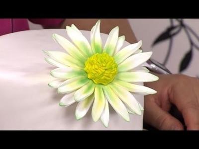 Como Hacer Flores en Pasta Comestible - Hogar Tv  por Juan Gonzalo Angel