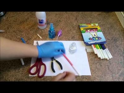 Realizamos tinta muy economica y facilmente para usar en scrapbooking y mas.  ink for scrapbooking