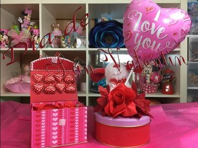 Regalos super económicos para el dia de San Valentin.