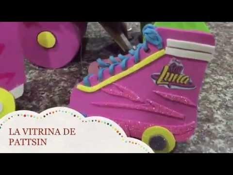 Tarjeta De Invitación Soy Luna Invitation Card Moon