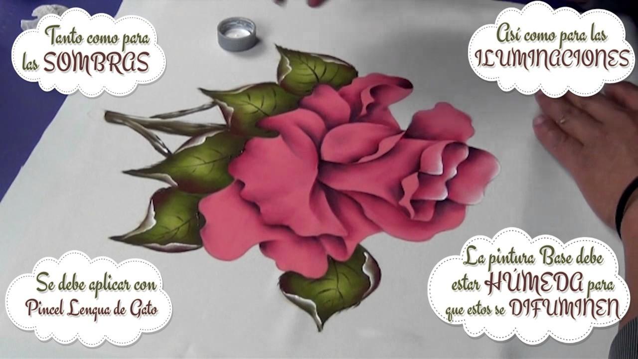 Tips de Pintura Decorativa en Tela 4