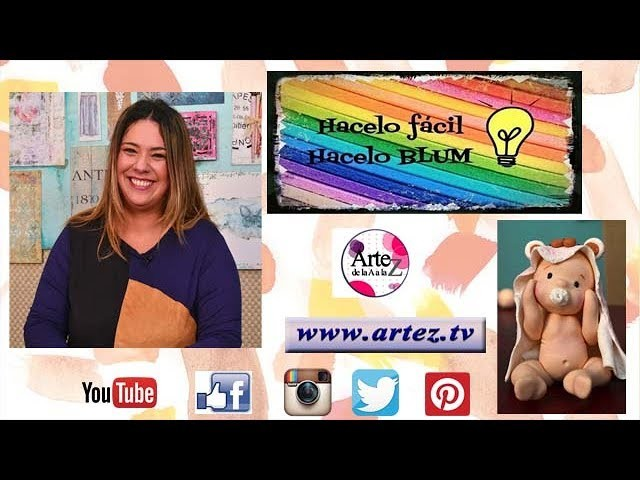Tutorial 1: Modela un souvenir con el Kit y el video de Miriam Blum