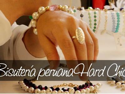 Bisutería peruana Hard Chic   Unicas.pe