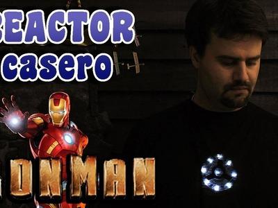 Como hacer un reactor de Ironman - Para abajo de la ropa