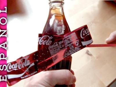 Gustamontón y Coca-Cola me han hecho feliz