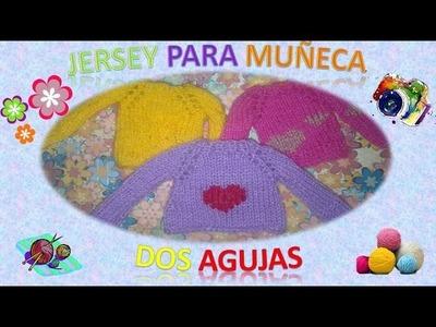 ↔JeRsEy PaRa MuÑeCa a DoS AgUjAs